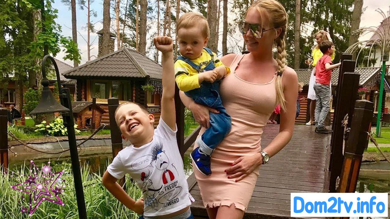 Дарья Пынзарь Отдых на природе с детьми